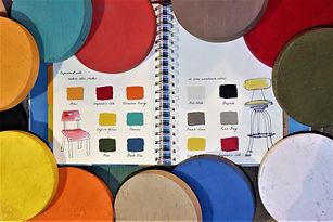 Gama de colores Chalk Paint Annie Sloan estilo moderno