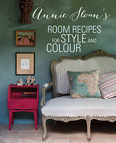 "Libro ""Room Recipes for Style and Colour"" by Annie"