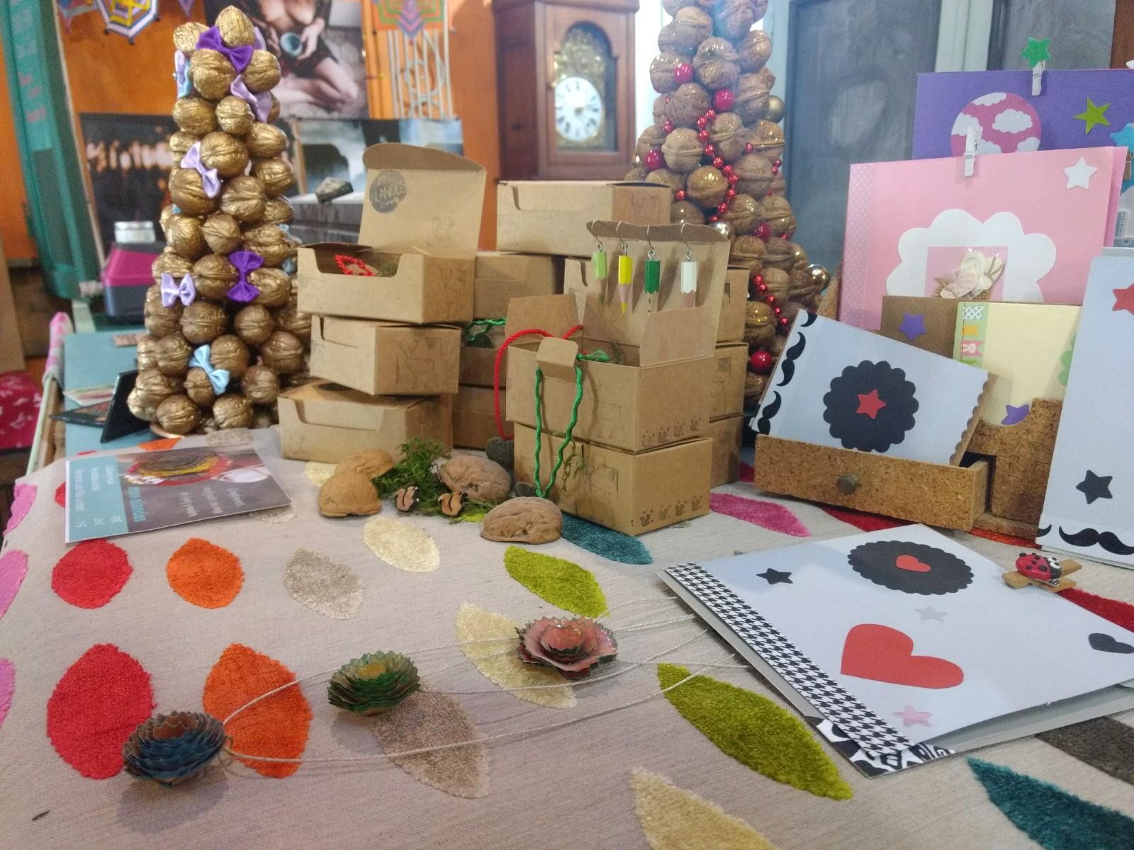 En TRATE Tienda Taller de Artesanía y Restauración encontraras piezas únicas y hechas a mano con mucho amor - Bilbao