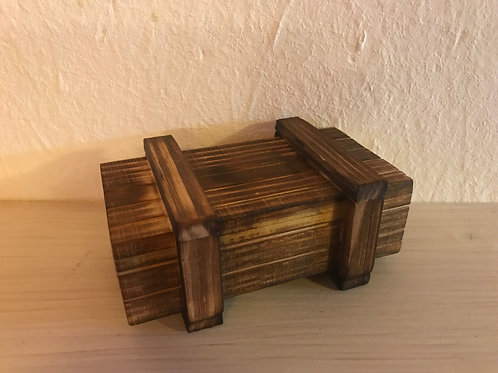 Secret Box mit Gutschein für 2 Personen