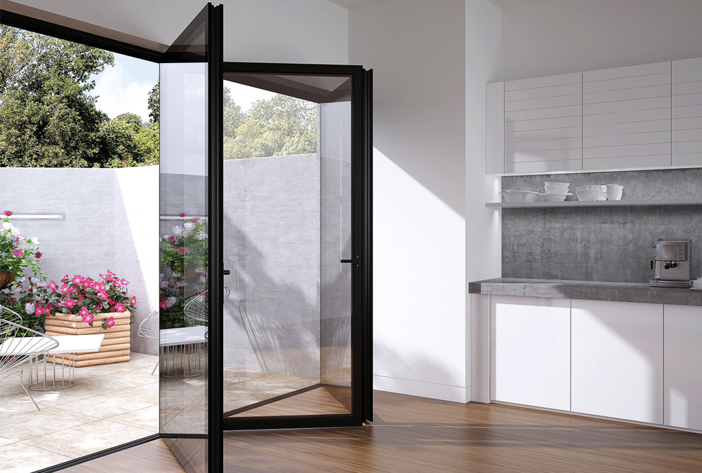 Gg65 Thermal Glassglass Uk Folding Sliding Door Company