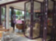 Commercial Aluminium Bi-Fold Doors