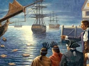 Was the American Revolution a tax revolt?