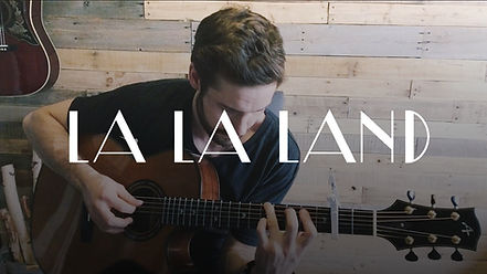 La la land. Guitar. Jesse Wall. Acoustic Cover. Mia and Sebastian's theme. City of Stars.