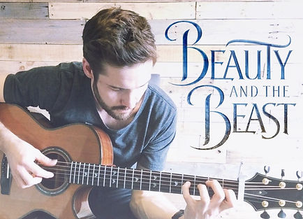 Beauty and the Beast. Jesse Wall's Acoustic Guitar Arrangement.