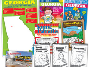 GA / 1st Grade - Supplemental Resources