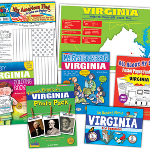 VA / Kindergarten - Supplemental Resources