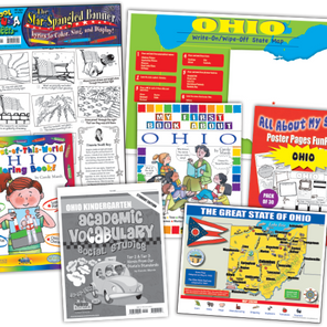 OH / Kindergarten - Supplemental Resources
