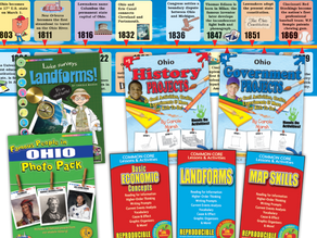 OH / 2nd Grade - Supplemental Resources