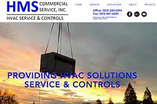 HMS Commercia Service Inc Website
