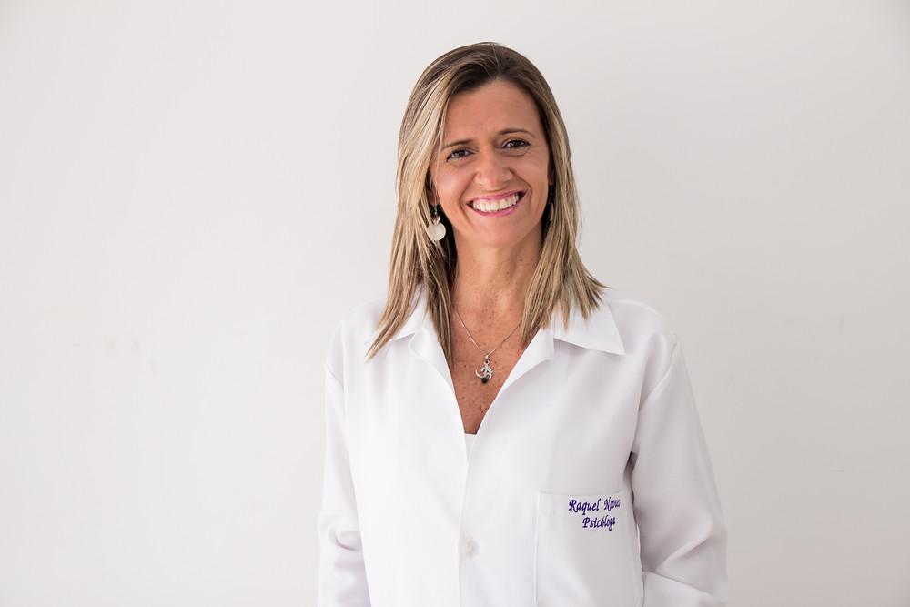 Raquel Novaes de Oliveira | Psicóloga