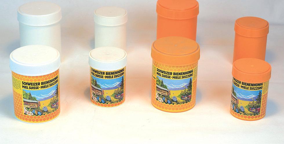 Emballages à miel