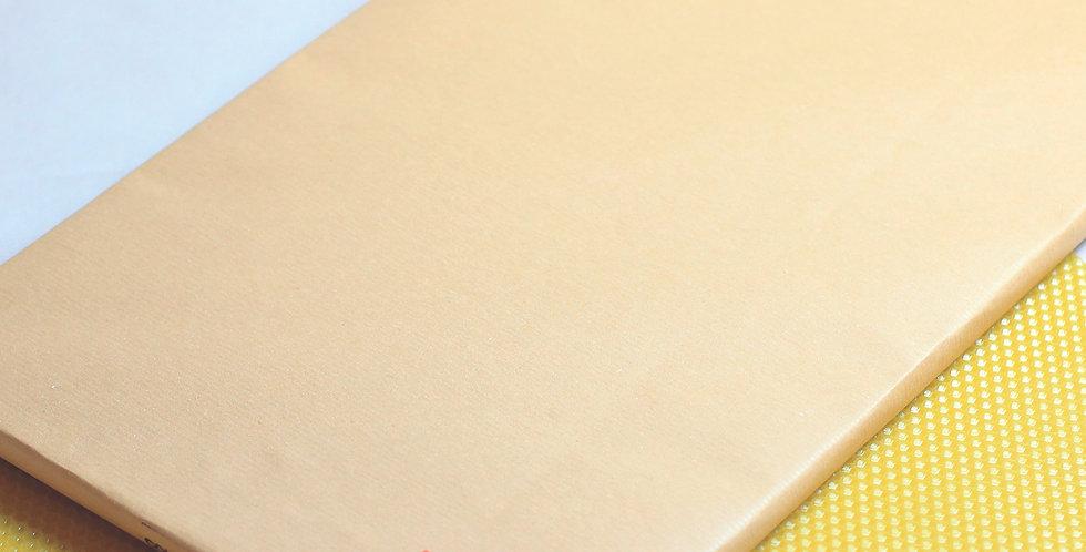 Cire gaufrée Rithner pour  ruche Dadant-Type
