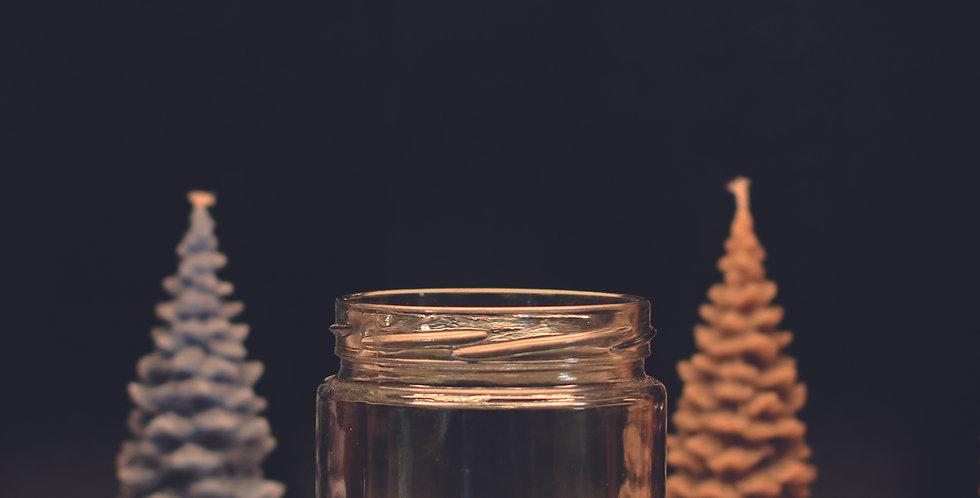 254.000 Bocaux en verre  370 ml  Honig