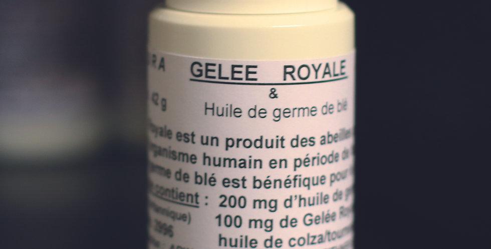 300.300 Gelée Royale (60 gélules)