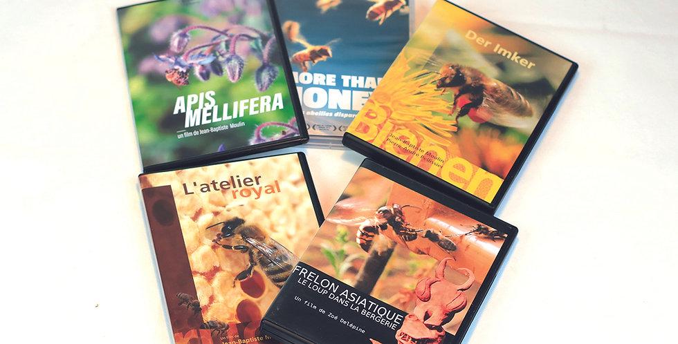 DVD apicole