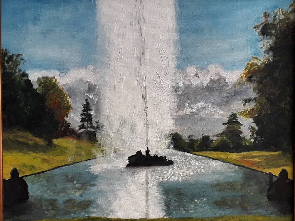 Chatsworth Fountain