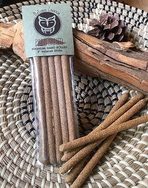 """Palo Santo Artisan Resin Incense Sticks 8"""""""