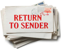 Re-mailing Postage and handling fee