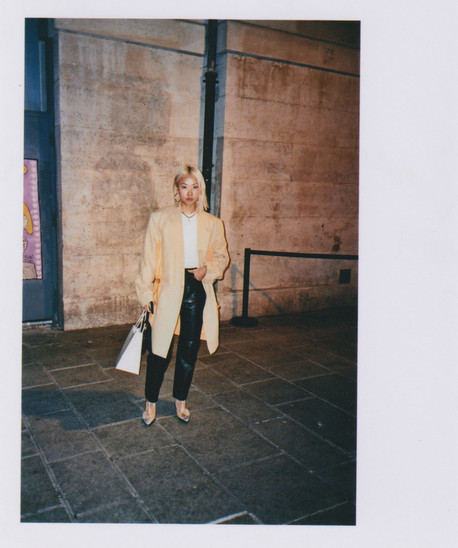 Polaroid / Vanessa Hong