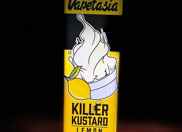 VAPETASIA KILLER KUSTARD (LEMON)