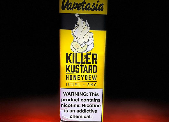 VAPETASIA KILLER KUSTARD HONEYDEW