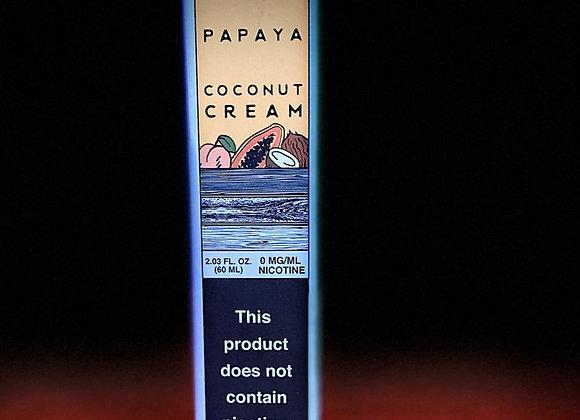 PAPAYA PEACH COCONUT CREAM