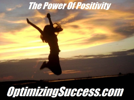 The Power Of Positivity!