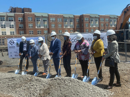 East Chicago hosts Harbor Square Groundbreaking