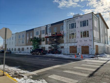 Harbor Square Progress