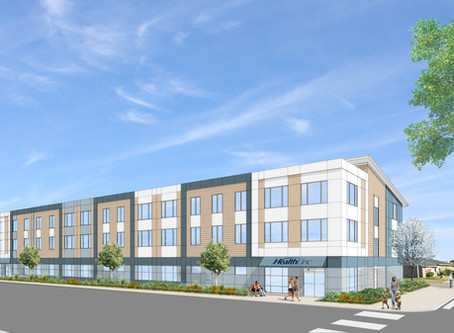 UPHOLDINGS' LATEST INDIANA AFFORDABLE APARTMENT BUILDING BREAKS GROUND