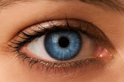 blue eye color