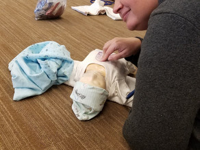 Not Just NRP Training: Karen Strange Teaches Birth from the Baby's Perspective