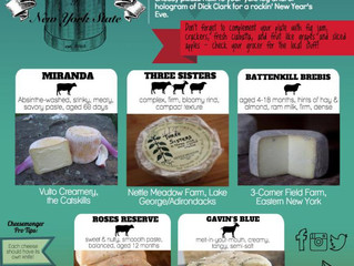 Holiday Cheese Plate Picks