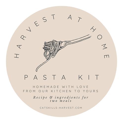 Harvest at Home Pasta Kit