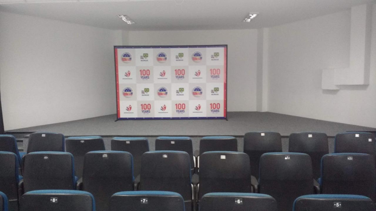 Backdrop para eventos RJ