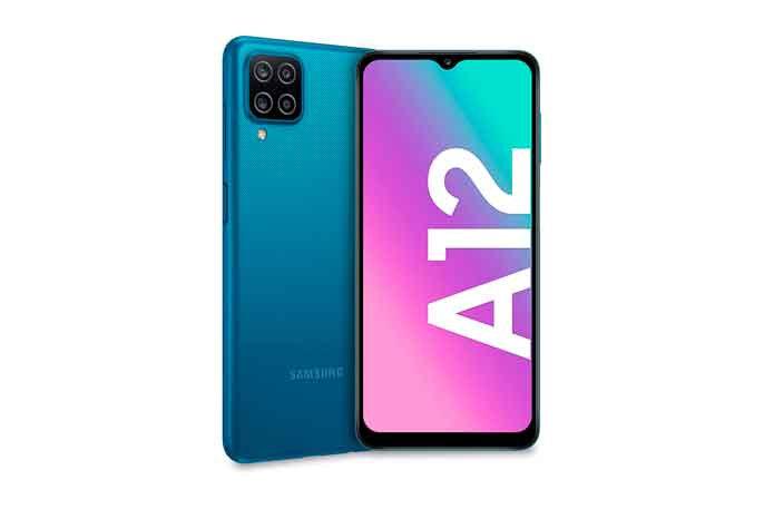 Samsung A12 de 64 GB