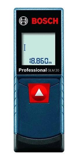Medidor distancia laser GLM 20 Bosch 1072EG0B
