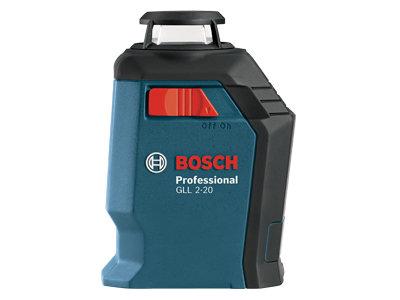 Nivel laser linea GLL2 20 Bosch 1063JB