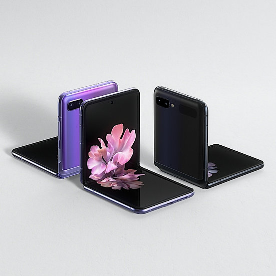 Galaxy Z Flip de 256 GB