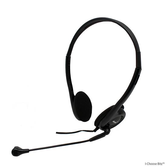 Auriculares Genius ajustables para pc hs 200c