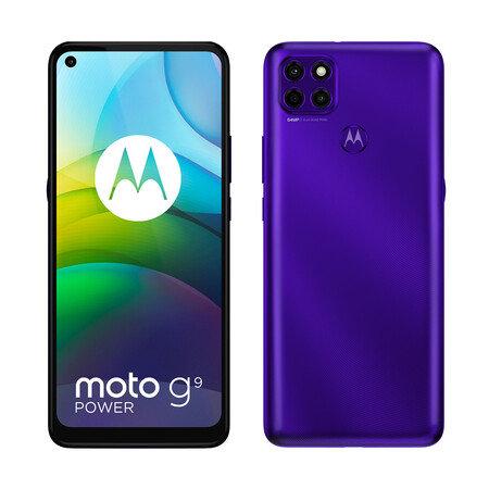 Motorola G9 power de 128 gb
