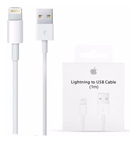 Cable lightning iphone 12