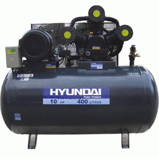 Compresor 400LTS Trifasico Hyundai Hyac400C3