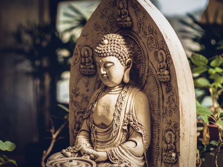 Tranquility or the Cross: The Dangerous Appeal of Buddhism