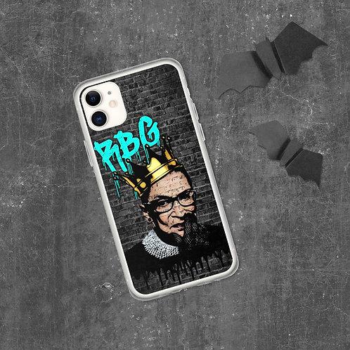 Queen RBG iPhone Case