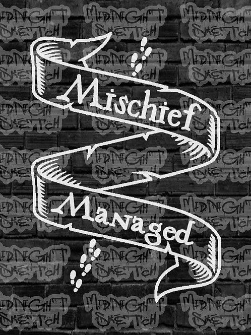 Mischief Managed Hoodie
