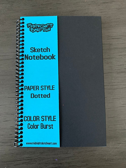 Sketch Notebook Dotted