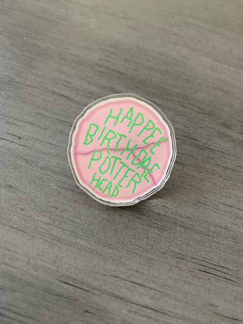 Happy Birthdae Pin