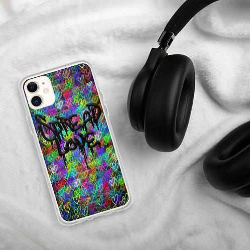 Spread Love iPhone Case